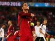 Bóng đá - Ronaldo sau 2 trận EURO 2016: Kỷ lục gia giả mạo