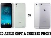 Thời trang Hi-tech - Bắc Kinh cấm bán iPhone 6 vì... quá giống điện thoại TQ