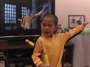 """Phim - Cậu bé 4 tuổi được mệnh danh """"Lý Tiểu Long tái thế"""""""