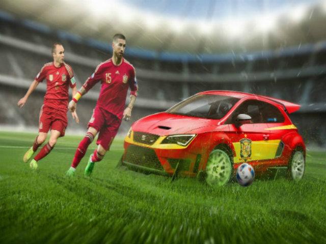 """10 mẫu siêu xe mang """"màu cờ sắc áo"""" tại Euro 2016"""