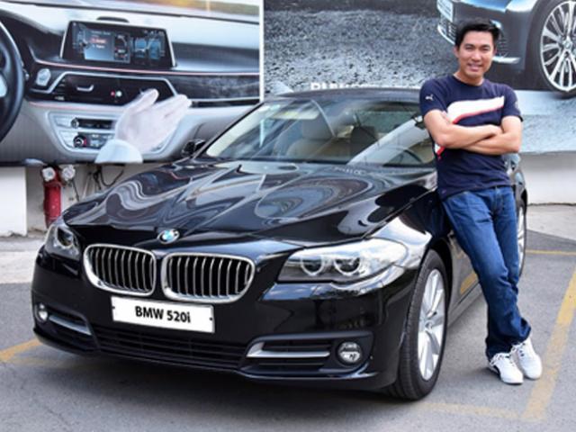 Ai là huấn luyện viên Việt Nam đầu tiên của tập đoàn BMW?