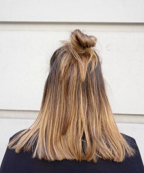 5 kiểu tóc xinh và siêu đơn giản cho nàng tóc ngắn - 2