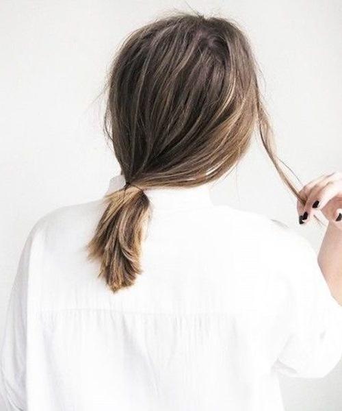 5 kiểu tóc xinh và siêu đơn giản cho nàng tóc ngắn - 5