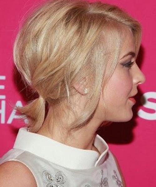 5 kiểu tóc xinh và siêu đơn giản cho nàng tóc ngắn - 6