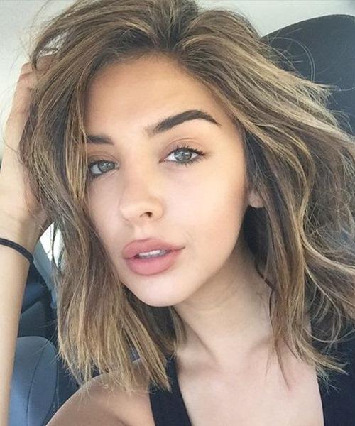 5 kiểu tóc xinh và siêu đơn giản cho nàng tóc ngắn - 14