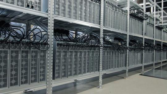 Khám phá trung tâm chuyên đào tiền ảo Bitcoin - 3