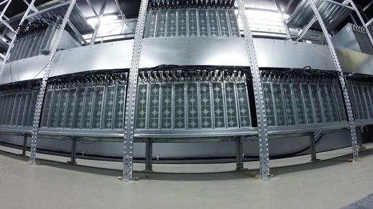 Khám phá trung tâm chuyên đào tiền ảo Bitcoin - 7