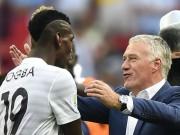 Bóng đá - ĐT Pháp: HLV Deschamps mơ mộng, Pogba được ca tụng