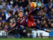 Bóng đá - Neymar cân nhắc rời Barca, chọn giữa Real, MU và PSG