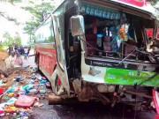 Video An ninh - Nguyên nhân ban đầu vụ tai nạn thảm khốc trên đèo Prenn