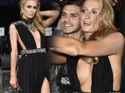 """Thời trang - """"Gái hư"""" Paris Hilton tái xuất với váy áo táo bạo"""