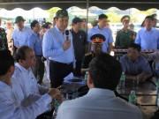 Tin tức trong ngày - Vụ chìm tàu: Chủ tịch Đà Nẵng gửi thư cảm ơn người dân
