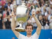 """Thể thao - Tennis 24/7: Djokovic bị Murray """"dằn mặt"""" trước Wimbledon"""