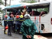 Tin tức trong ngày - Đóng cửa một chiều đèo Prenn sau tai nạn thảm khốc