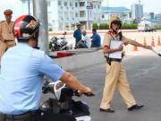 Tin tức trong ngày - Những lỗi vi phạm giao thông chưa bị xử phạt từ 1.8