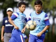 Bóng đá Việt Nam - Cầu thủ phong trào học cách đá như Công Phượng, Tuấn Anh