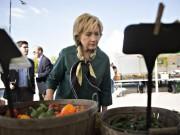 Thế giới - Vì sao bà Clinton mỗi ngày ăn một quả ớt?