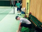 Thể thao - Tin thể thao HOT 20/6: Nữ hoàng Roland Garros tập với Tsonga