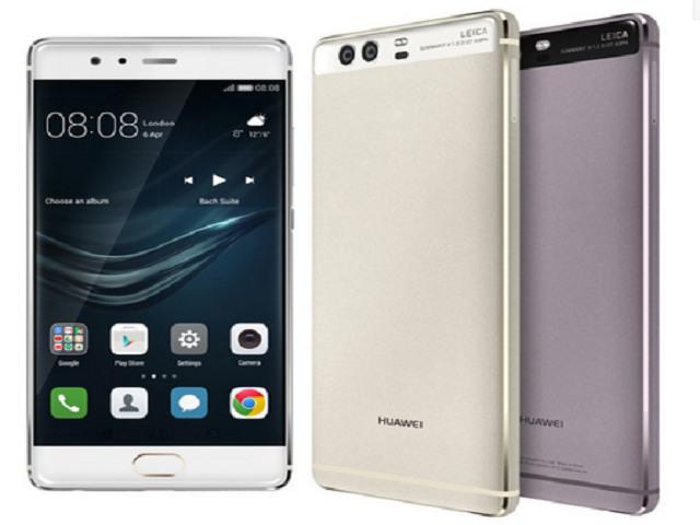 Huawei P10 có thể tích hợp máy quét vân tay ở mặt trước