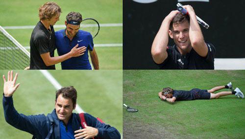 Thiem, Zverev và một thế hệ mới sẵn sàng vượt Federer - 1