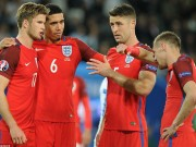Bóng đá - Xếp nhì bảng, người Anh lo phải đối đầu với Ronaldo