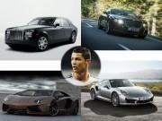 Tư vấn - Định giá dàn xế khủng của chân sút Cristiano Ronaldo