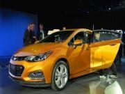 Tin tức ô tô - Chevrolet Cruze Hatchback 2017 sắp lên kệ, giá phải chăng