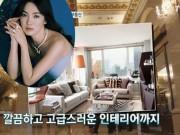 Phim - Hé lộ căn hộ cao cấp ở New York của Song Hye Kyo