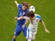 Bóng đá - Tin nhanh Euro 21/6: Modric có thể đá trận Tây Ban Nha