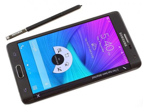 Samsung Galaxy Note 7 chỉ có bản màn hình cong