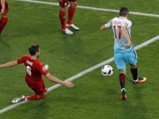 Bóng đá - CH Séc - Thổ Nhĩ Kỳ: Sống dậy hy vọng