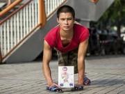 Thế giới - TQ: Cha tàn tật bò khắp nơi tìm con trai bị bắt cóc