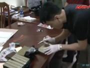 """Video An ninh - Bao tải 30 bánh heroin đưa thanh niên vào """"cửa tử"""""""