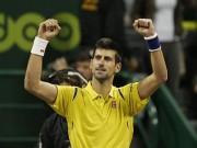 """Thể thao - Djokovic & Wimbledon: Khi """"máy săn Grand Slam"""" vào guồng"""