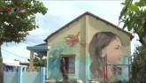 Clip: Độc đáo làng tranh đầu tiên ở Việt Nam