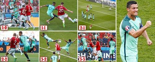 """Mảnh giấy bí ẩn từ HLV sau """"cơn điên"""" của Ronaldo - 12"""