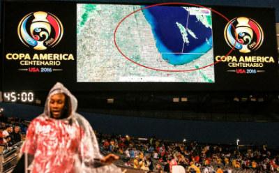 TRỰC TIẾP Colombia – Chile: Tạm hoãn vì thời tiết - 8