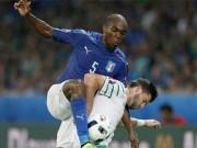 Bóng đá - Ý - CH Ailen: Bàn thắng lịch sử