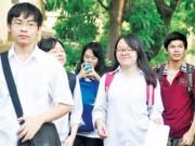 Giáo dục - du học - Cách tính điểm xét tuyển vào lớp 10 ở Hà Nội