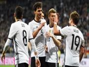Bóng đá - Vòng 1/8 EURO 2016: Hai bộ mặt của tuyển Đức