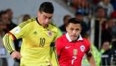 Chi tiết Colombia – Chile: Phần thưởng xứng đáng (KT)