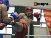 Thể thao - Em trai Duy Nhất vô địch kịch tính trên sàn kickboxing