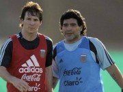 Bóng đá - Maradona: Argentina không vô địch Copa, đừng về nước