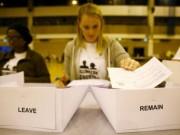 Thế giới - Địa chấn: Người Anh chọn rời EU