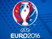 Bóng đá - Lịch thi đấu vòng 1/8 - VCK Euro 2016