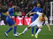 """Bóng đá - Trước vòng 1/8 Euro: Ý quyết """"rửa hận"""" Tây Ban Nha"""