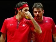 Thể thao - Tin thể thao HOT 24/6: Wawrinka mơ HCV lần nữa cùng Federer