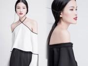 Thời trang - Hạ nhiệt mùa hè với váy áo mỏng nhẹ như Chà Mi