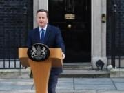 Thế giới - Thủ tướng Anh tuyên bố từ chức sau khi dân chọn rời EU
