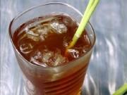 Ẩm thực - Cách pha trà gừng sả giải khát cực tốt cho sức khỏe